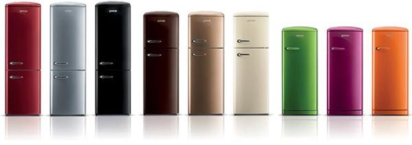 Kühlschränke -> Kühlschrank Bunt